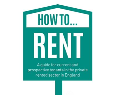 'How to Rent' guide revised