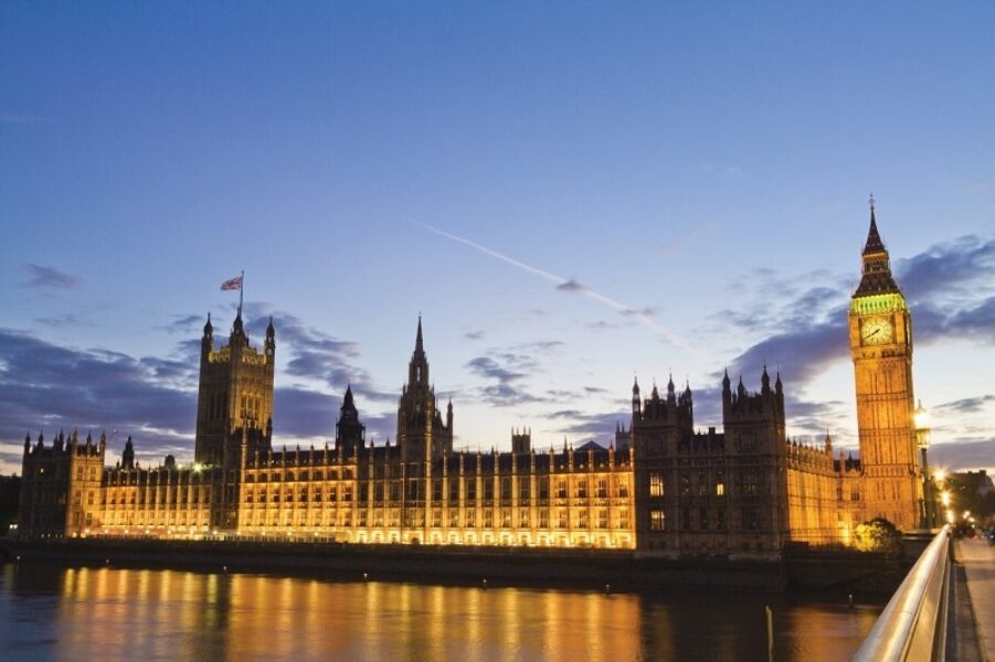 Photograph of Houses of Parliament