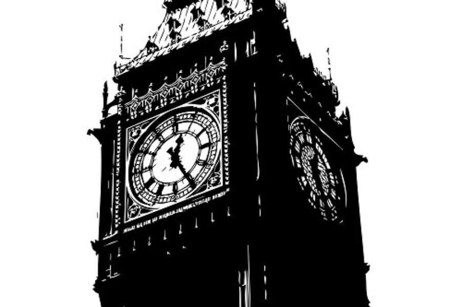 UK Parliament. Big Ben.
